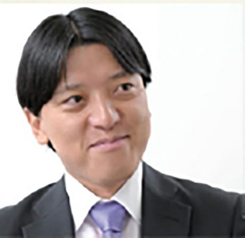 中村真一郎の写真